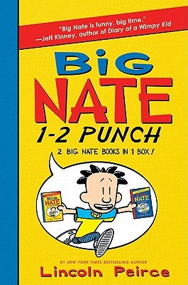 Big Nate 1-2 Punch By Peirce, Lincoln/ Peirce, Lincoln (ILT)